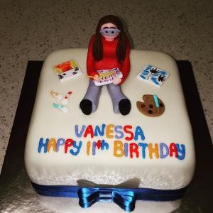 Cake is Art!